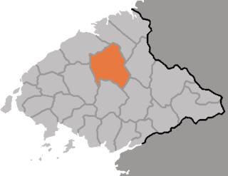 Taegwan County County in North Pyŏngan, North Korea