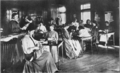 DRESS MAKING AND MILLINERY ROOM - Wisconsin Industrial School for Girls (1908).png