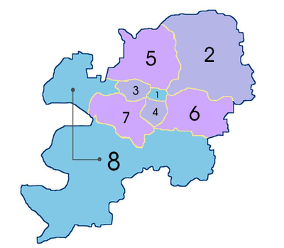Daegu administrative district map.png