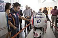 "Dani Pedrosa at the ""Legends of Motorsport"" exposition in Cartagena 2016 5.jpg"