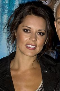 Danielle Lineker Welsh model, television personality and actress