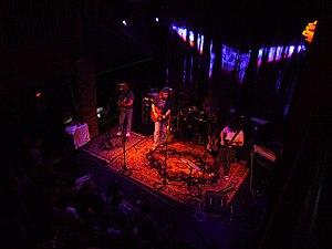 Dark Star Orchestra - Dark Star Orchestra performing on February 14, 2007 at Freebird Live.