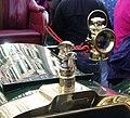 Darracq 1903 Tonneau Hood Mascot at Regent Street Motor Show 2015.jpg