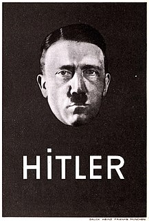 Adolf Hitlers cult of personality