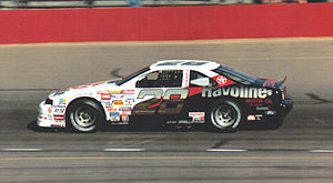 Davey Allison - Allison's 1989 car