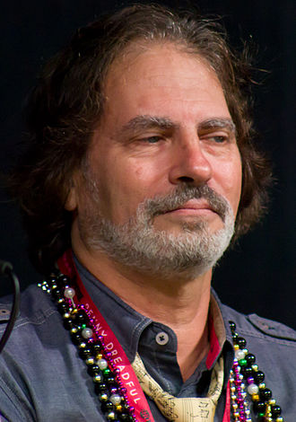 David Silverman (animator) - Silverman in 2014 at San Diego Comic Con