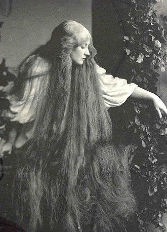 Mary Garden - Mary Garden, 1908