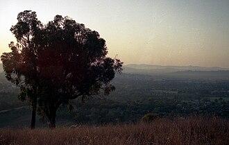 Hume (region) - Wodonga in 1992