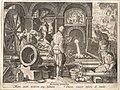 De uitvinding van het buskruit, anoniem, Museum Plantin-Moretus, PK OPB 0186 004.jpg