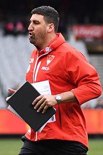 Dean Cox Australian rules footballer, born 1981