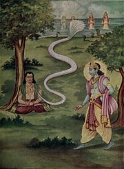 Death of Bala Rama