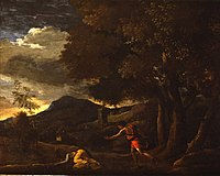 Death of Eurydice - Poussin - Private Coll.jpg