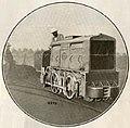 Decauville materiel en service aux Colonies, Exposition Coloniale Internationale, Paris - Locotracteur de 5 tonnes a vide sur voie de 600 mm a huile lourde - Exploration forrestiere.jpg