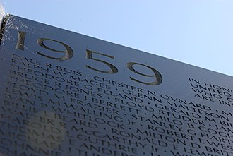 Dale R. Buis - The names of U.S. Army Master Chester N Ovnand and Maj. Dale R Buis are inscribed on Panel 1 E of the Vietnam War Memorial Wall