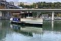 Demi-tour du Vaporetto de Lyon sur le plan Nautique à Confluence en octobre 2020 (3).jpg
