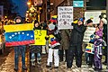 Demonstrations and protests in Venezuela in 2019 in Quebec city, Canada 06.jpg