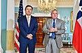 Deputy Secretary Sullivan and Chilean Foreign Minister Ampuero Espinoza Address Reporters in Washington (27154442287).jpg