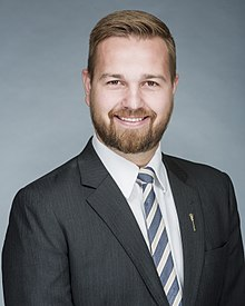 Derek Fildebrandt speaking at Manning Centre Conference