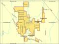 Detailed map of Moundridge, Kansas.png