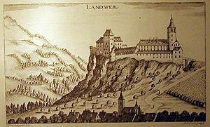 Burg Deutschlandsberg (1681)