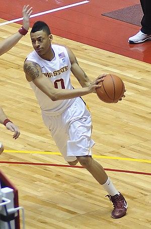 Diante Garrett - Garrett in 2011 with Iowa State
