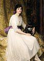 Dicksee-Portrait of the Artist's Niece, Dorothy-1917.jpg