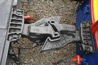 SA3 coupler automatic coupler for railway use