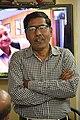 Dipak Kumar Chakraborty Addresses - Opening Ceremony - PAD 5th Free Short Term Course On Photoshop - Kolkata 2018-02-10 1215.JPG