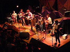 Dirty Projectors in 2009