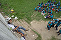 Disaster Management - Survival Programme - Summer Camp - Nisana Foundation - Sibpur BE College Model High School - Howrah 2013-06-09 9944.JPG