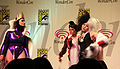 Disney Villainess Squad at WonderCon 2010 Masquerade 4.JPG
