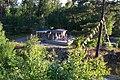 Djurö By, nedanför restaurangen finns en campingplast för husvagnar och ett cafe för campingens gäster. - panoramio.jpg