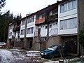 Dobřichovice, Brunšov, bytovky v ulici Generála Pellé.jpg