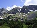 Dolina Gasienicowa, Swinica, Posrednia i Skrajna Turnia.jpg
