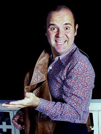 Dom DeLuise - DeLuise in 1975