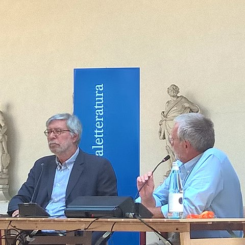 Domenico Starnone e Massimo Cirri