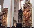 Domkirche St. Kilian14 links Rudolf von Scherenberg, rechts Lorenz von Bibra.JPG