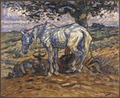 Don Quihote's Horse Rosinante (Nils Kreuger) - Nationalmuseum - 18888.tif
