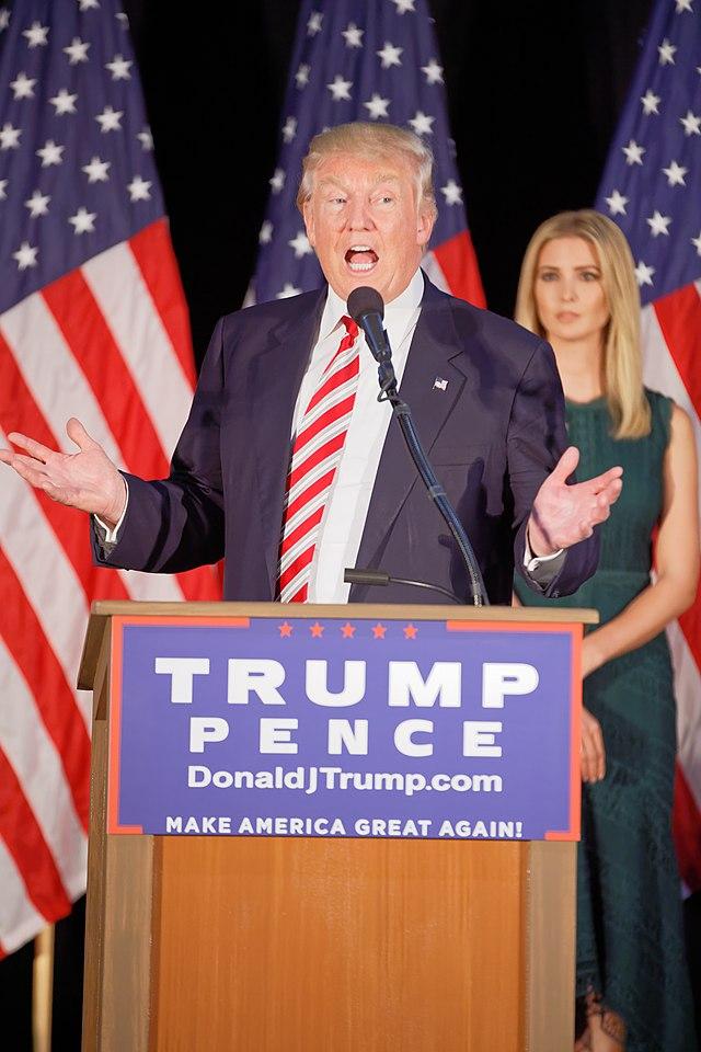 Donald Trump at Aston, PA September 27th