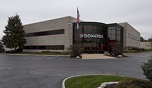 Donatos Pizza - Donatos Pizza Home Office