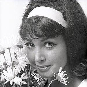 Donna Loren - Donna Loren in 1964