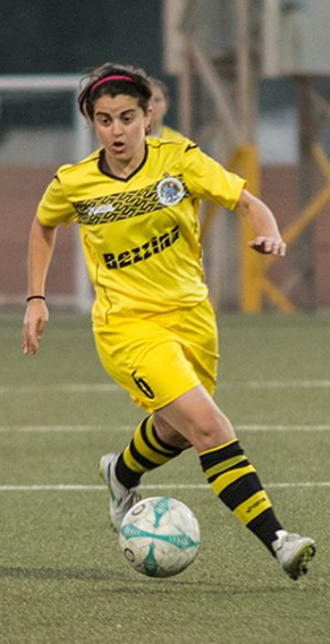 Malta women's national football team - Dorianne Theuma is Malta's most capped player with 64 caps.