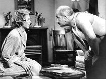 Dorothy McGuire Ed Asner Rich Man Poor Man 1976.JPG