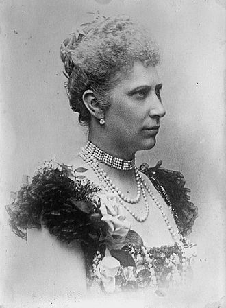 Louise of Sweden - Image: Dowager Queen of Denmark