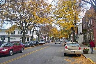 Millbrook, New York - Franklin Ave