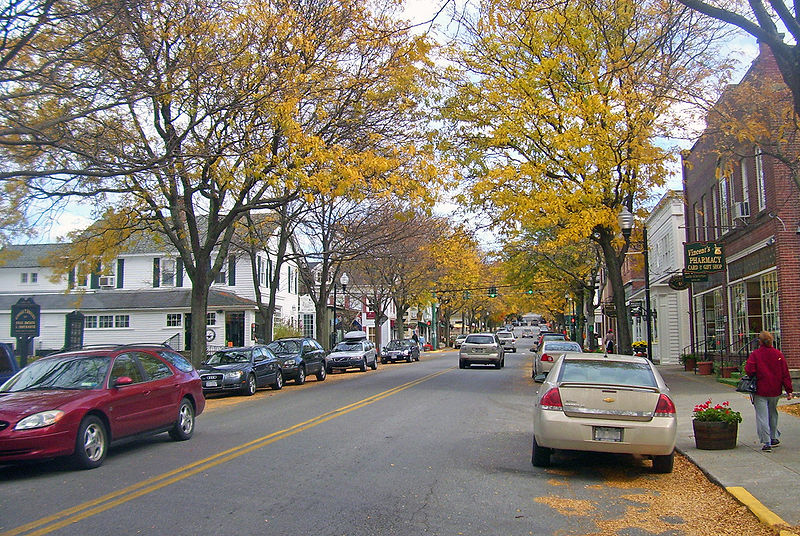 File:Downtown Millbrook, NY.jpg