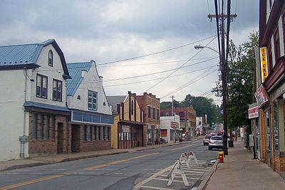 South Fallsburg