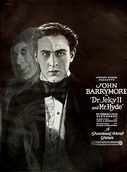 Dr. Jekyll and Mr. Hyde (1920) - Ad 4