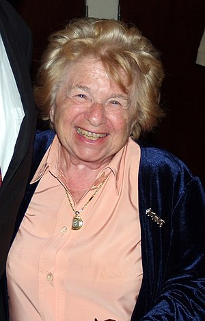 Ruth Westheimer - Westheimer in May 2008
