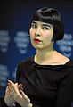 Drue Kataoka - World Economic Forum Annual Meeting 2011.jpg
